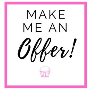 Make me an offer! Please be considerate 💕
